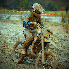Where Is The Finish? by Marco Bertamé - Sports & Fitness Motorsports ( mud, motocross, clumps, race )