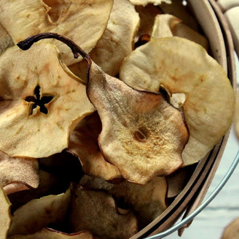 Pear and Apple Chips