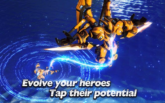 Magic Legion - Hero Legend APK screenshot thumbnail 10