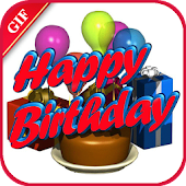 App Gif Birthday Quotes Collection APK for Windows Phone