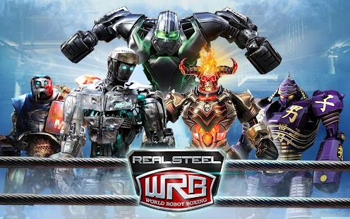 Real Steel World Robot Boxing APK baixar