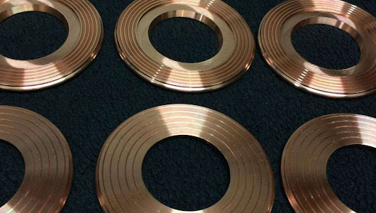 copper spacers