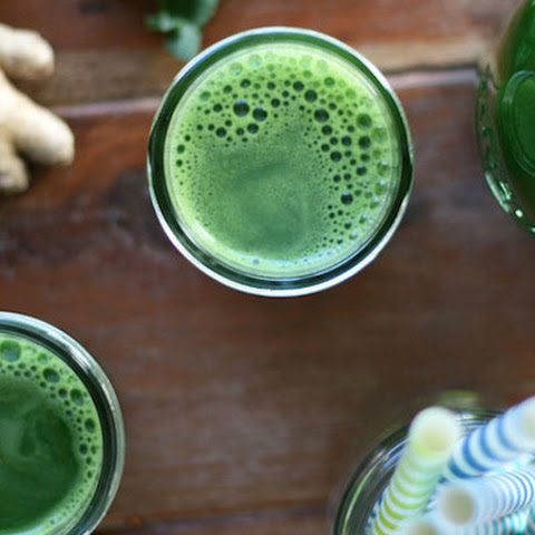 How To Make Green Juice Without A Juicer