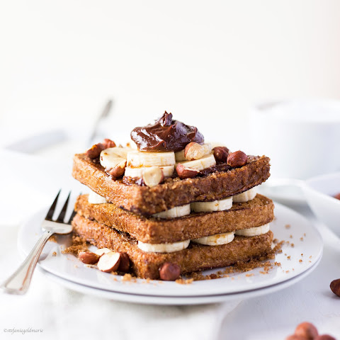 Churro Coffee French Toast
