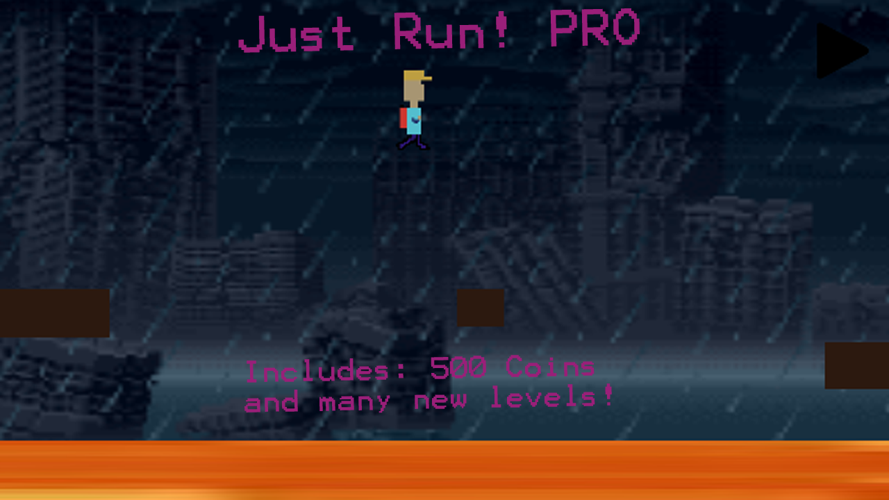 Just Run! PRO Screenshot 2