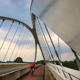 by Jos Cuypers - Buildings & Architecture Bridges & Suspended Structures