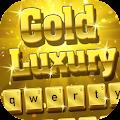 App Gold Luxury Keyboard Theme APK for Windows Phone