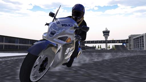 Police Bike Traffic Rider - screenshot