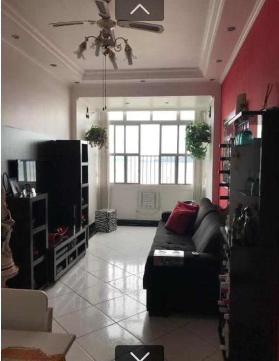 Apartamento com 2 dormitórios à venda, 89 m² por R$ 424.000 - Itararé - São Vicente/SP