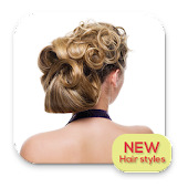 Free Download Free Hairstyles Videos : New Easy Girls Hairstyles APK for Samsung