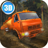Game Offroad Oil Truck Simulator APK for Kindle