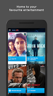 App Tata Sky Mobile 6.0 APK for iPhone