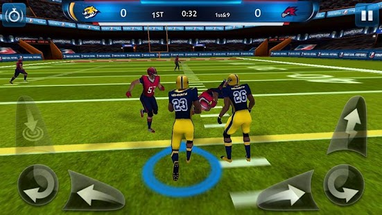 Game Fanatical Football apk for kindle fire