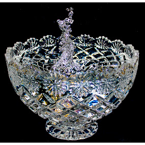 Sound of water by Baidyanath Arya - Artistic Objects Cups, Plates & Utensils ( pwcabstractdiamonds-dq )