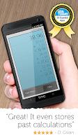 Screenshot of Calculator Plus