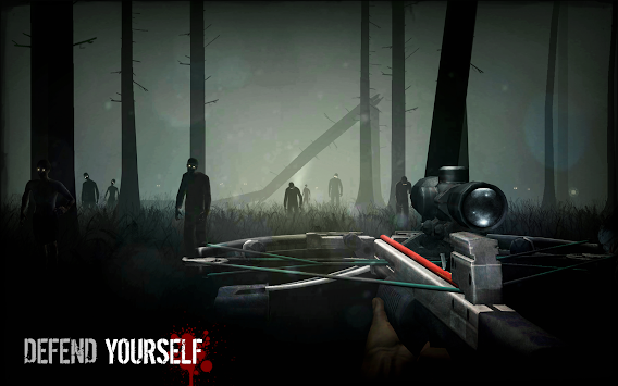 Into The Dead APK screenshot thumbnail 8