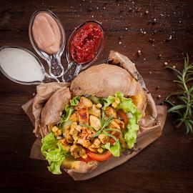 by Pawel Wodnicki - Food & Drink Plated Food