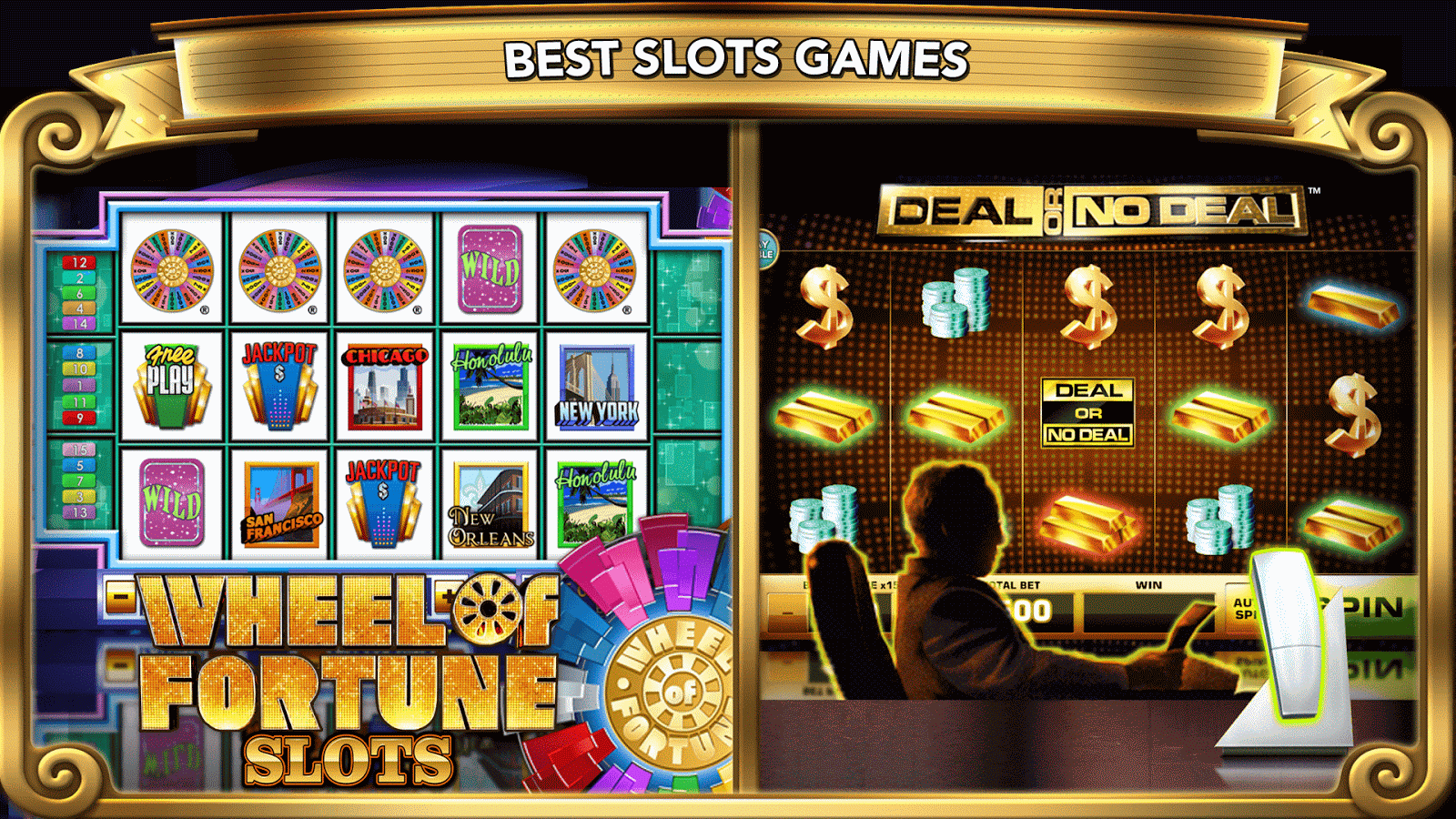 GSN Grand Casino - FREE Slots Screenshot 8