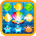 Game Fish Fantasy Match 3 apk for kindle fire