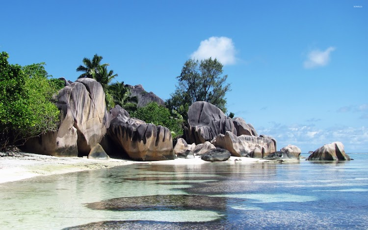 Anse Source D'Argent, Seychelles Most Beautiful Beaches Around The World