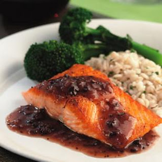 Salmon Mushroom Wine Sauce Recipes