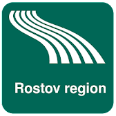Rostov Region Map Offline APK Icon