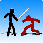 Stickman Fight clicker Icon
