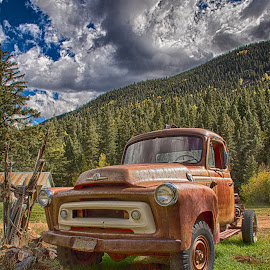 Cool Truck by Stephanie Snow - Transportation Automobiles