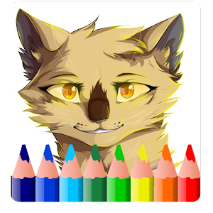 Warrior Cats Coloring For PC