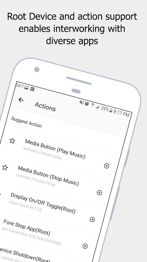 AUTOSET (Android Automation Device Settings) Screenshot 6