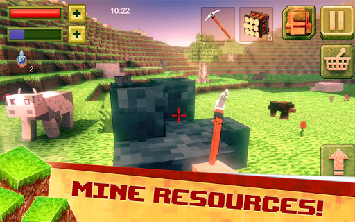 Blocky Craft Survival Game PRO For PC