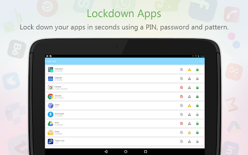 App App Lock apk for kindle fire