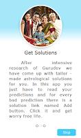 Screenshot of Horoscope - Yes I can change