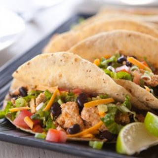 Black Bean Tofu Tacos Recipes