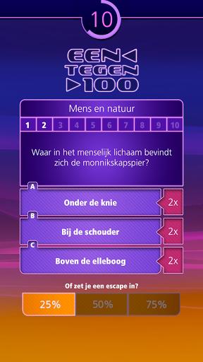 Een tegen 100 Screenshot