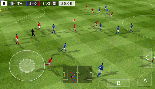 First Touch Soccer 2015 screenshot 12