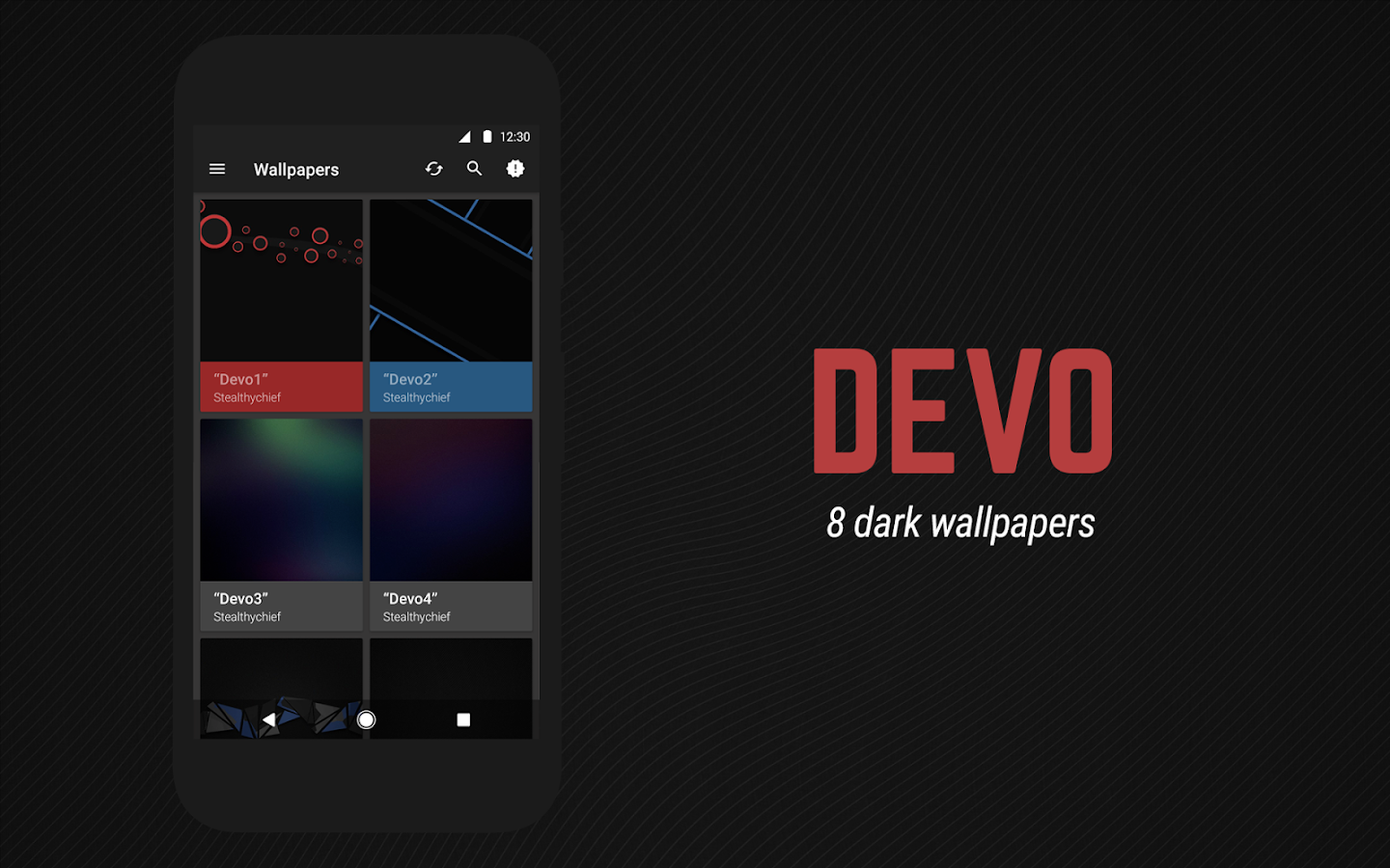 Devo Icon Pack Screenshot 9