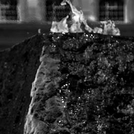 by Rachel Urlich - Abstract Fire & Fireworks