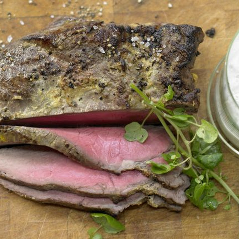 Roast Beef with Remoulade
