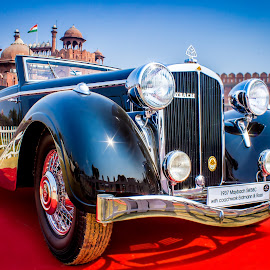1937 maybach sw38 by Nikhil Mace - Transportation Automobiles ( automobiles, car, old car, transport, vintage, still life, automobile,  )