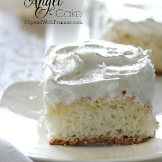 Angel Food Cake Mix And Crushed Pineapple Cake Recipes