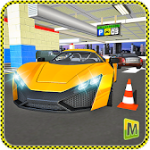Multi-Storey Car Parking 2016 APK Icon