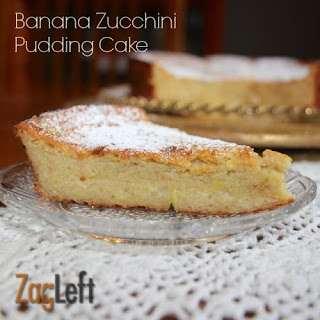 Zucchini Pudding Cake Recipes