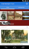 Screenshot of Great Barrington Tours