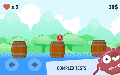 Red Ball 4 APK for Kindle Fire