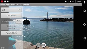 Screenshot of MediaMapper Mobile