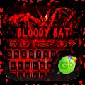 Bloody Bat GO Keyboard Theme APK for Bluestacks