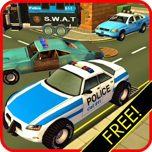 Catch criminals, chase escaping cars, and race with your favorite police car! APK Icon