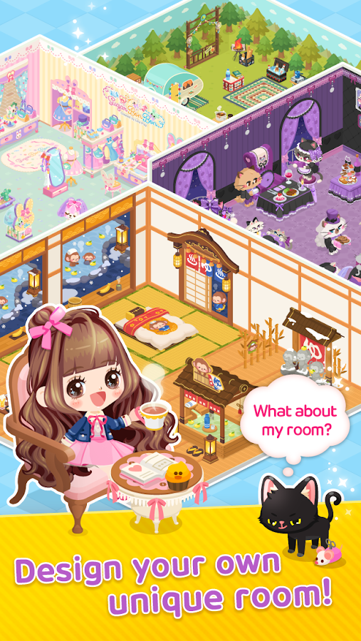 LINE PLAY - Your Avatar World Screenshot 2