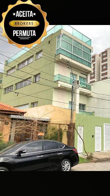 Prédio à venda, 485 m² por R$ 1.920.000 - Cerâmica - São Caetano do Sul/SP